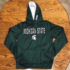 Uni-sex size Small MSU hoodie- perfect condition!